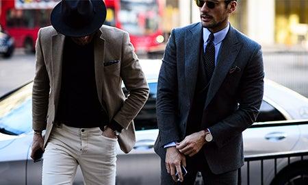 Men's Signature Style