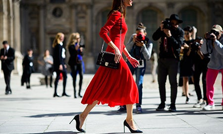Valentine's Day Style: Pretty, Please