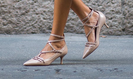 The NYFW Shoe Edit