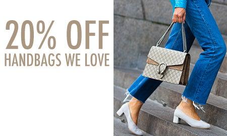 20% Off Handbags We Love: Prada, Gucci & More