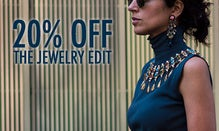 20% Off The Jewelry Edit