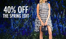 40% Off The Spring Edit