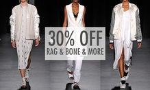 30% Off Rag & Bone, Alexander Wang & More