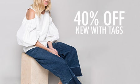 40% Off New With Tags