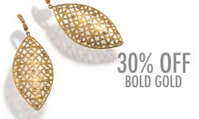 30% Off Bold Gold