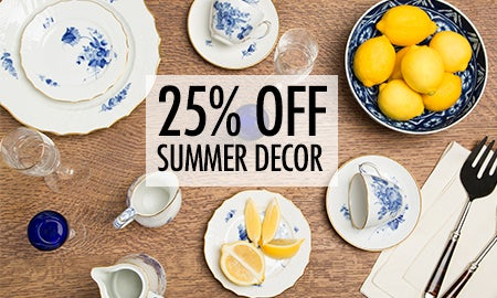 25% Off Summer Decor