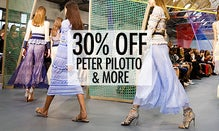 30% Off Peter Pilotto, McQueen & More