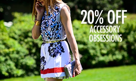 20% Off Accessory Obsessions