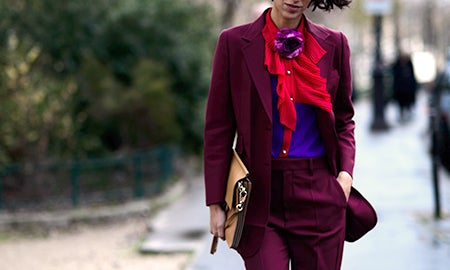 Funny Business: Colorful Workwear