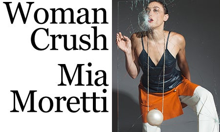 Woman Crush: Mia Moretti Lookbook