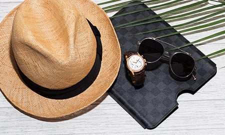 The Top 10 Men's Summer Essentials