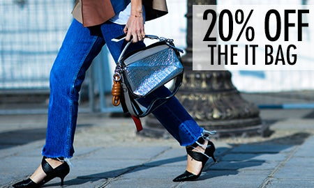 20% Off The It Bag