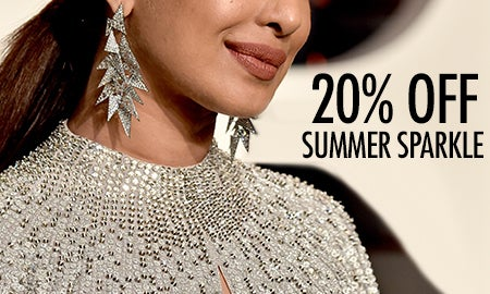 20% Off Summer Sparkle