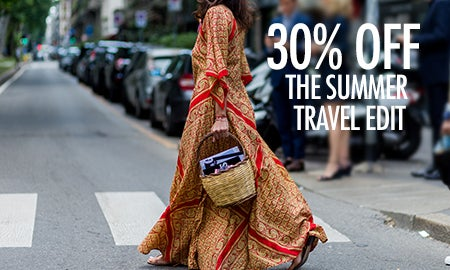 30% Off The Summer Travel Edit