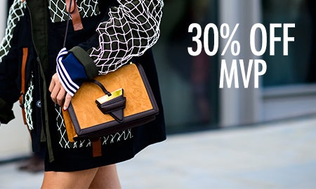 30% Off MVP: Most Valuable Pieces