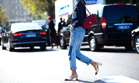 How To Elevate Off-Duty Denim