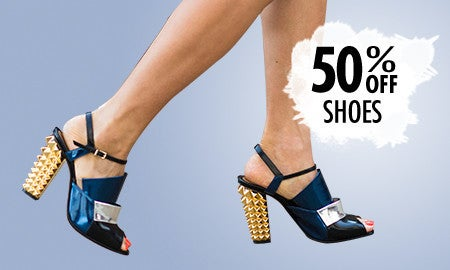 50% Off Shoes