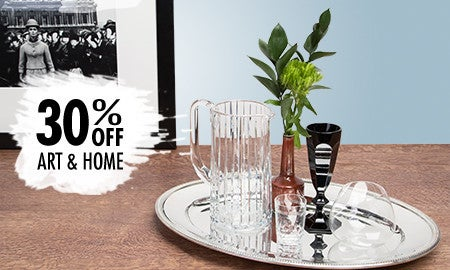 30% Off Home & Art