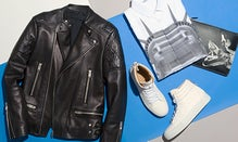 Men's Style Lessons: How To Get The Rocker Look
