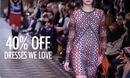 40% Off Dresses We Love