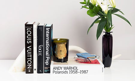 The Curated Study: Shop Decor & Books