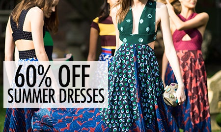 60% Off Summer Dresses