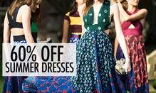 60% Off Summer Dresses