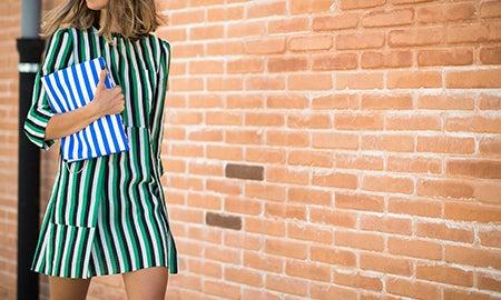 Fine Lines: Summer Stripes