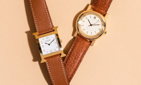 Two Of A Kind: His & Her Watches