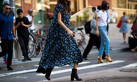 The City Way To Wear The Bohemian Look