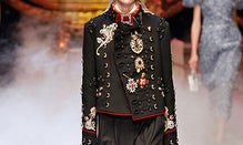 How To Get Dolce & Gabbana's Decadent-Luxe Look