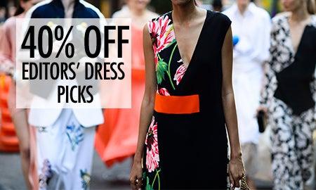 40% Off Editors' Dress Picks