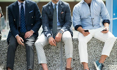 Men's Remix: How to Wear Three Different Looks With One Wardrobe