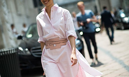 Our Favorite Work To Weekend Piece: The Shirtdress