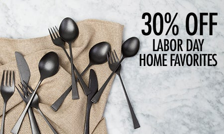 30% Off Labor Day Favorites: Shop Home