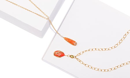 The Long Story: Pendant Necklaces