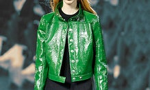 The Fall Trend We Can't Believe Is Back: Patent Leather