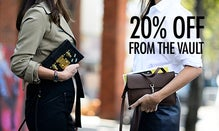 From The Vault: 20% Off The Best Of The Best