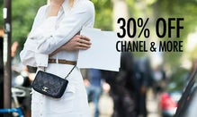 30% Off Chanel, LV & More