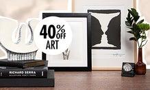 40% Off Art