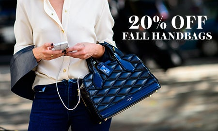 20% Off The Handbag To Buy For Fall