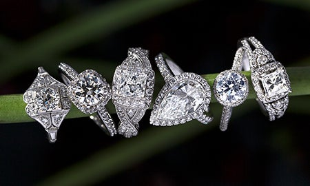 Engagement Rings For The Ultimate Romantic