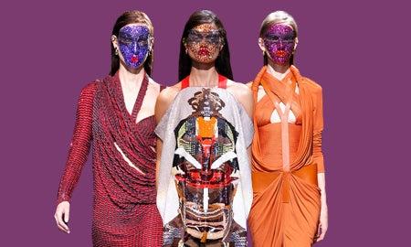 Yves Saint Laurent & Givenchy