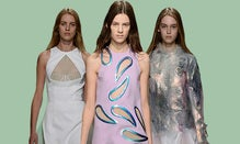 Inspired By: Christopher Kane Spring 2014