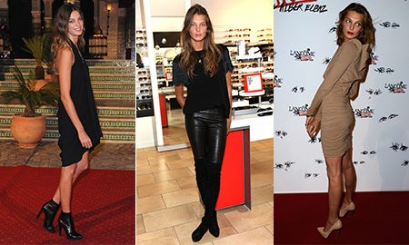 Model Of The Moment: Daria Werbowy