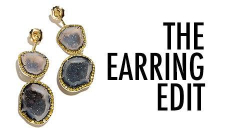 The Earring Edit