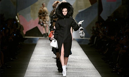 Inspired By: Fendi Fall 2014